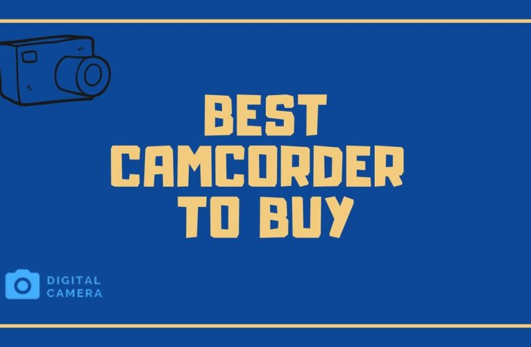 Best Camcorder 2020 Reviews