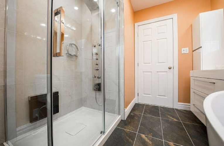 6 Reasons Why Glass Shower Doors are Ideal for Your New House
