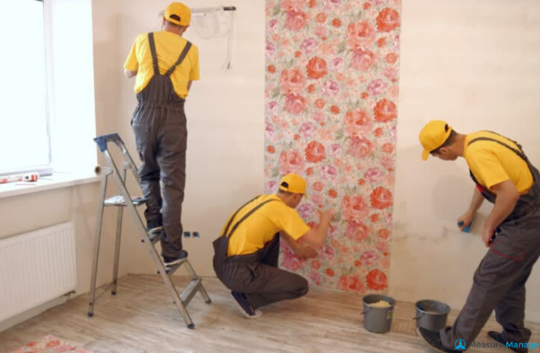 HOW MUCH WALLPAPER DO I NEED?
