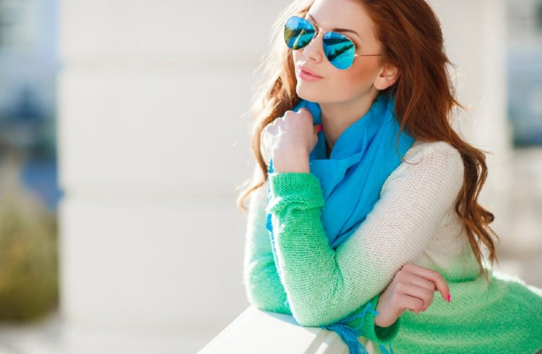 9 Stylish Ways To Wear A Beautiful Scarf