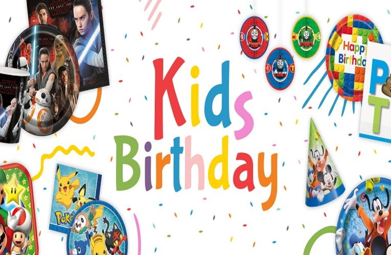 Top Most Decorating Ideas For Kid's Birthday Cake
