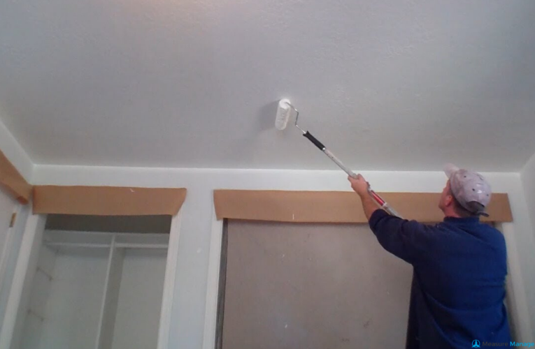 How Do You Paint Ceilings?