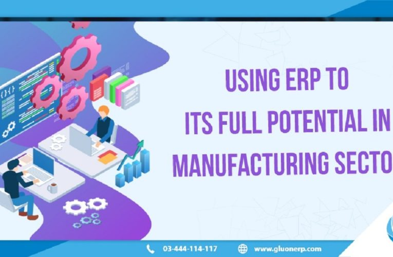 Best ERP Software for Manufacturers