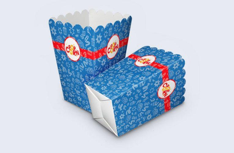Popcorn Boxes Manufacturer