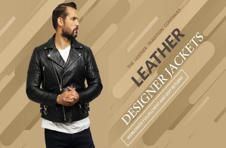5 Common Leather Jackets Types That You Must Have In Your Wardrobe!!
