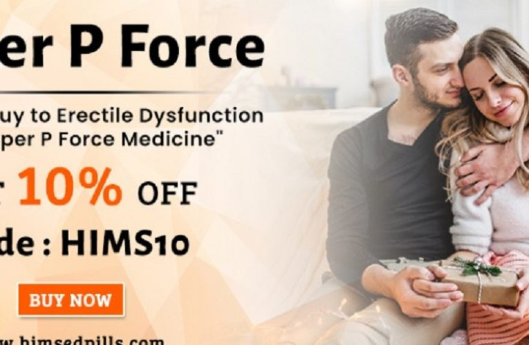 Erectile Dysfunction Solutions and Treatment Options- Super p Force