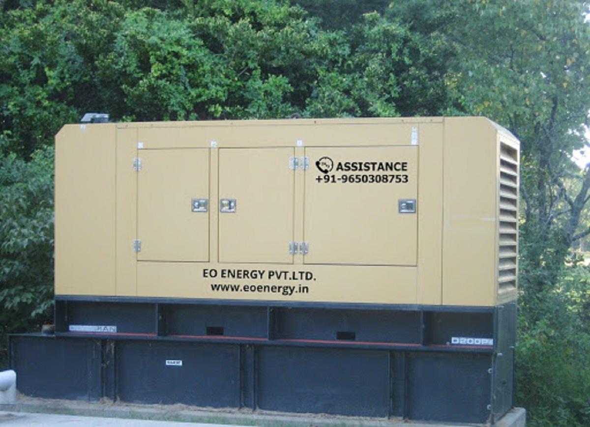 Mahindra 40 kVA generator