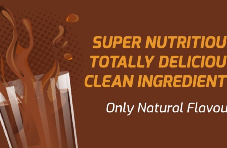 Get The Right Nutrition With The Best Health Drink In India
