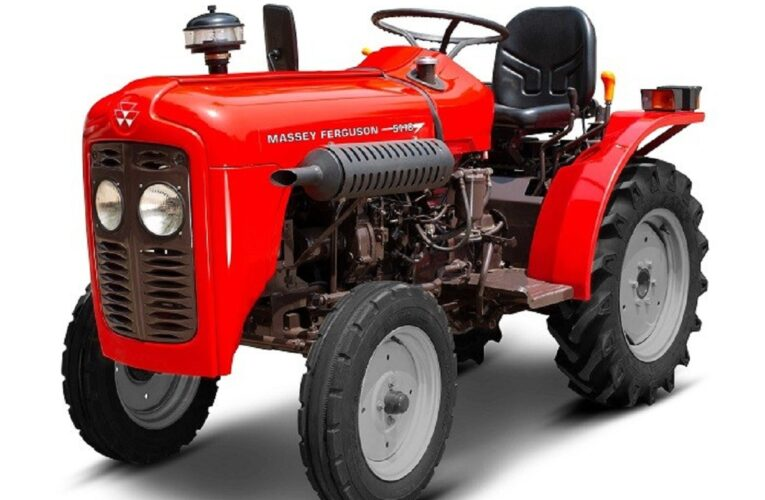 The Role of the Massey Ferguson tractor in promoting modern farming.