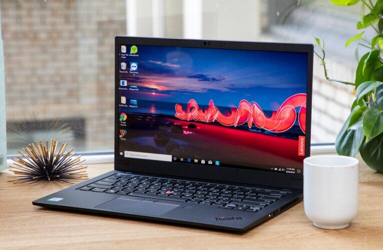 Best Laptops with Thunderbolt 3