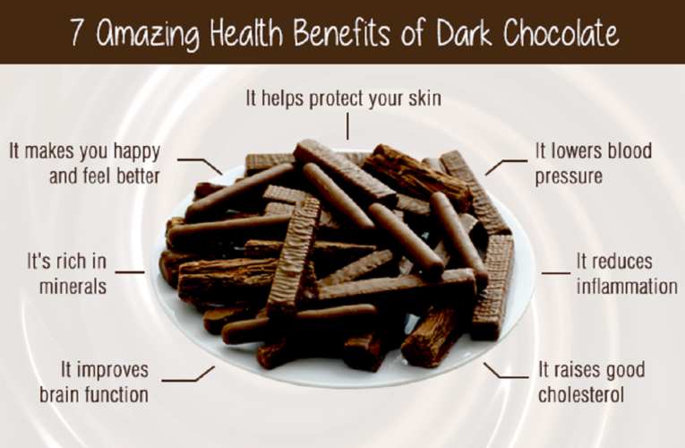 5 Benefits of Chocolate