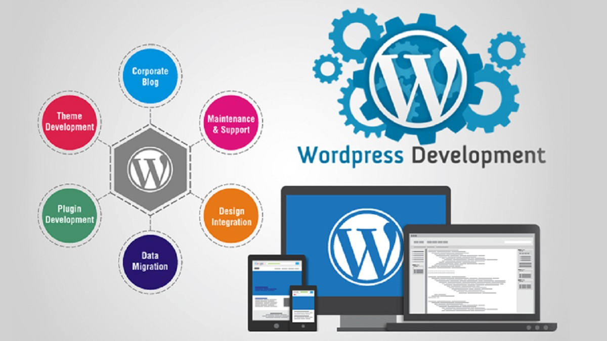 WordPress Content