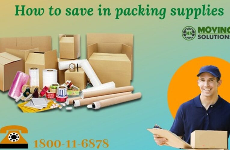 How to Save in Packing Supplies
