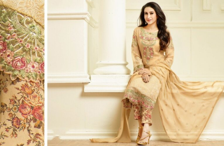 Trend of Your Salwar Kameez by Styling it Right
