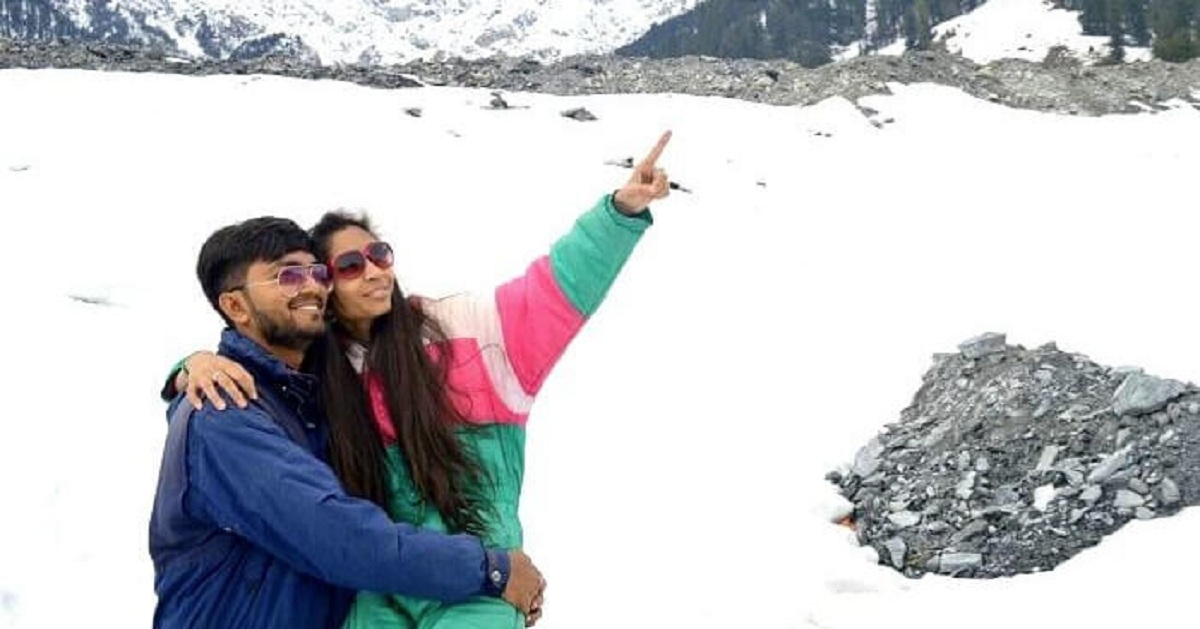 Trip With Girl in Manali