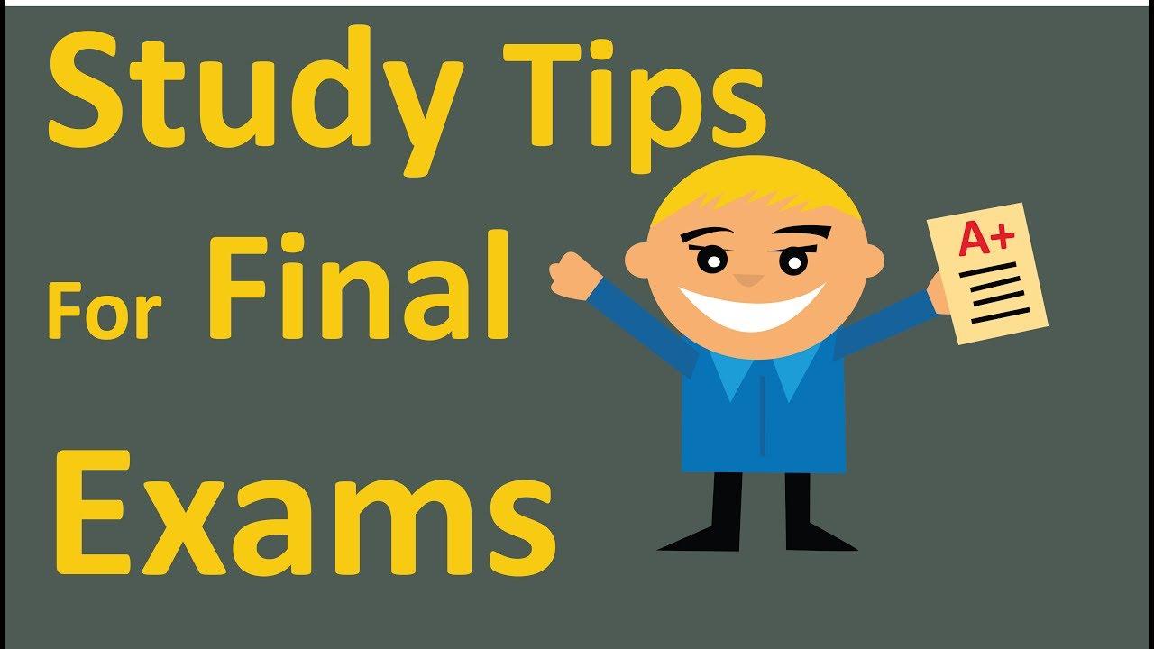 Study Smart During Exam