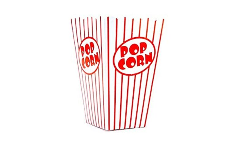 Learn All About the Use of the Popcorn Boxes – Save the Cash of Business