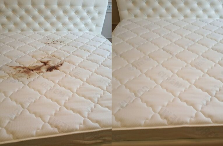 Five Steps that Will Guide You To Clean Mattresses