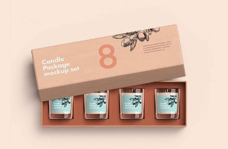 Custom Candle Packaging – Your Best Marketing Tool