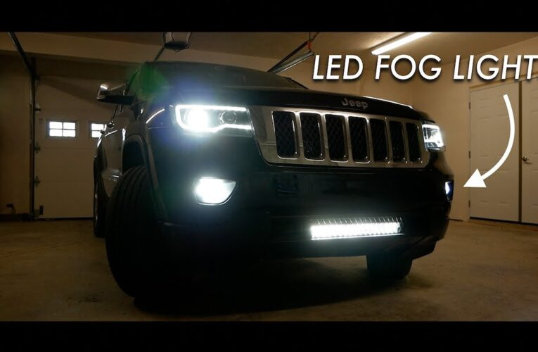 "Solving the Problem of ""Greenish"" LED Fog Light Bulbs"