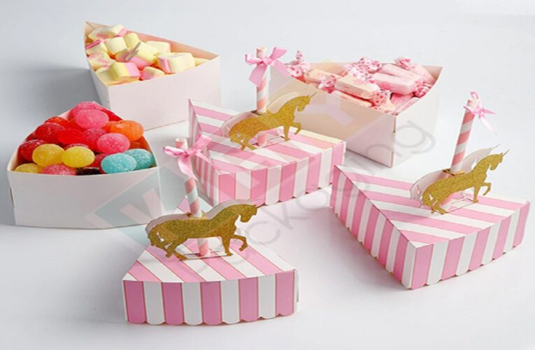 Most Popular Uses Of Candy Box Packaging For Business