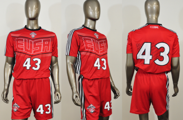 Custom Sublimated Jersey with Many Innovation & Design