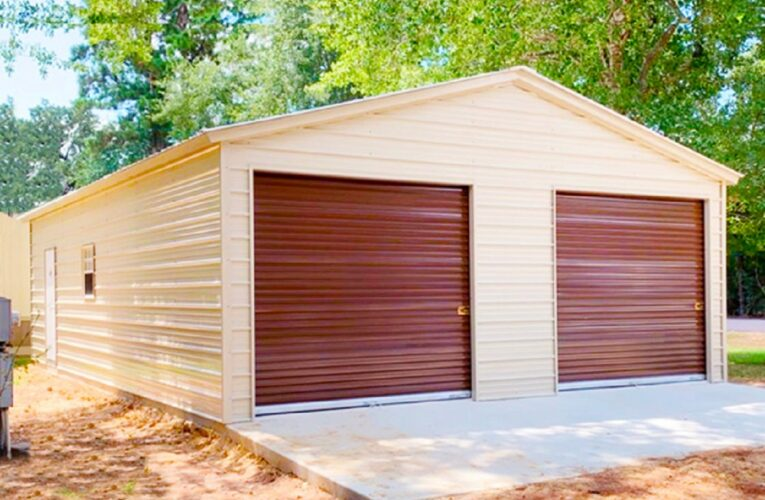 Why are Steel Garage Buildings the Best Choice For Residential Garages?