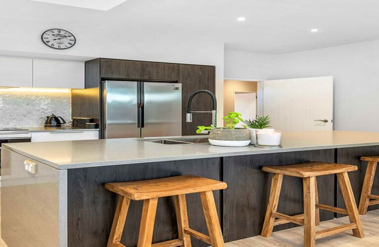 An Ultimate Kitchen Wrapping and Kitchen Refurbishment Solution
