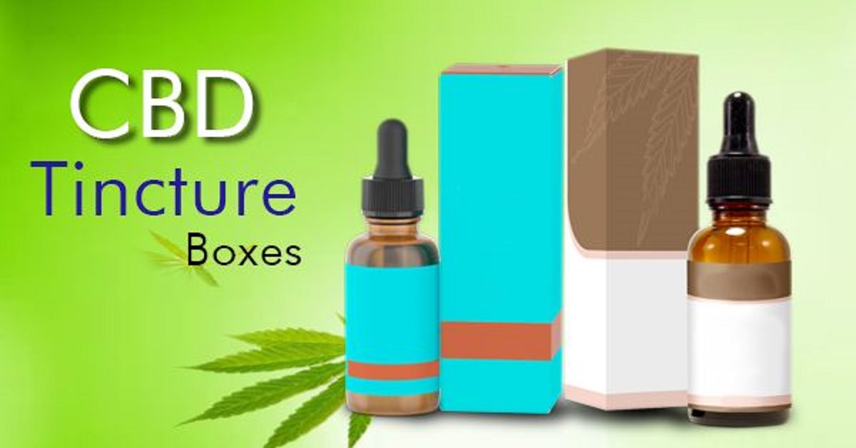 Tincture Packaging